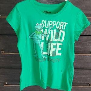 The Muppets Kermit T-Shirt
